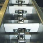Chain conveyor-type HT - Conveying chain